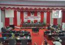 DPRD Kotamobagu Gelar Paripurna Tingkat II LKPJ Wali Kota Tahun 2020