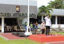 Sekda Wakili Wali Kota Pimpin Apel Gelar Pasukan Operasi Ketupat Samrat Tahun 2021